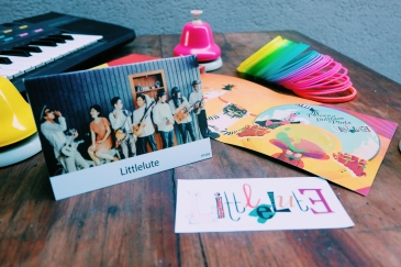 CD Littlelute // idr: 35.000