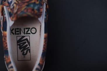 Vans X Kenzo // Size: US 6 // idr. 1.000.000